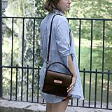 Kabelky - Gizelle (Brown) - 8462030_