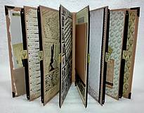 Papiernictvo - Veľký luxusný svadobný fotoalbum na želanie (vyše A4) - 8461264_