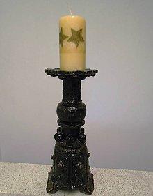 Svietidlá a sviečky - Barokový svietnik - 8462473_