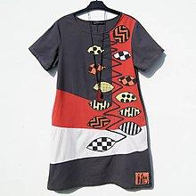 Šaty - Dámské šaty Jesenné - 8464934_