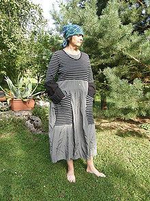 Šaty - Šaty pirátskej múzy - 8467313_