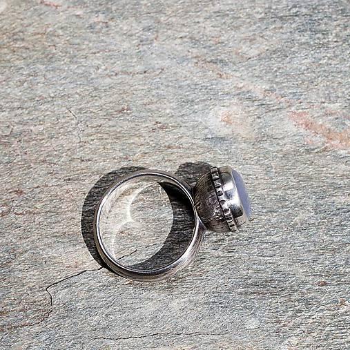 Strieborný prsteň - Tam-tam
