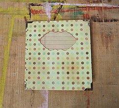 Papiernictvo - S bodkami - 8465429_