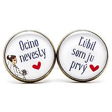 Šperky - Otec nevesty - 8466545_