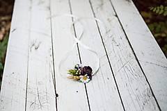 Náramky - Kvetinové náramky... na želanie - 8467365_