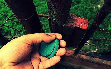 Náušnice - Nerušte moje kruhy - 8465174_