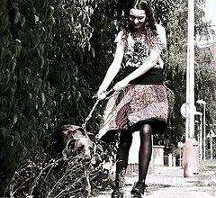 Sukne - Oigo sukňa čary mary strojom... - 8467001_