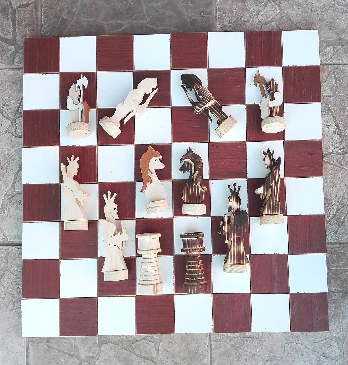 Výsledek obrázku pro šachová kytice