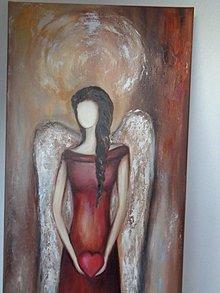 Obrazy - Anjel lásky 4 - 8470065_