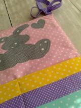 Textil - Vreckár na školskú lavicu* - 8468342_