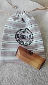 Odznaky/Brošne - Drevená brošňa - minimalizmus - 8467622_