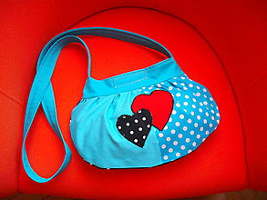 Detské tašky - Aneira III. - taštička - 8469604_