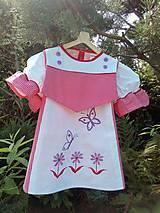 Detské oblečenie - Detské šatočky - 8469349_