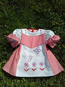 Detské oblečenie - Detské šatočky - 8469345_