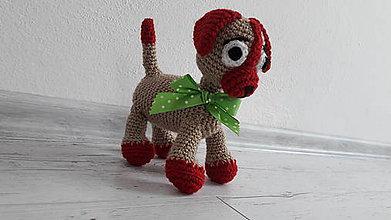 Hračky - psíček - 8469956_