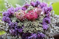 Dekorácie - Kvetinový box - 8470789_