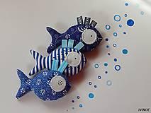 Prívesky na kľúče - rybky
