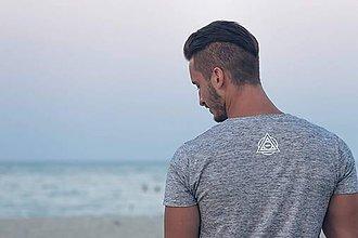 Oblečenie - Pánske tričko TRIUMVIRATUS (organická bavlna) - 8474943_