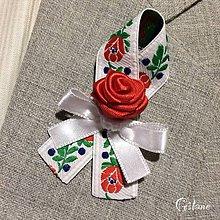 Pierka - Svadobné pierka Arcs: Folklore - Classique - 8473345_