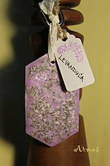 Dekorácie - Levanduľová vôňa - 8476279_