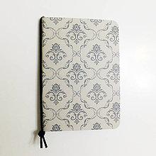 Papiernictvo - zápisník A6 - tapeta - 8476622_