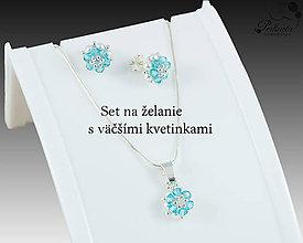 Sady šperkov - Facile Light Turquoise Set MAX. - 8477284_