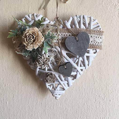 00a549043 Vintage svadobný veniec na dvere / gerberis - SAShE.sk - Handmade ...