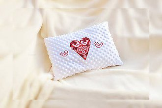 Úžitkový textil - Vankúš Spievanky - 8476633_