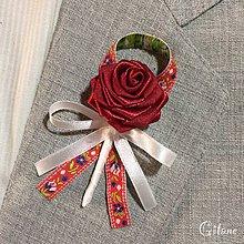 Pierka - Stredné svadobné pierka Arcs - Folklore - 8476155_