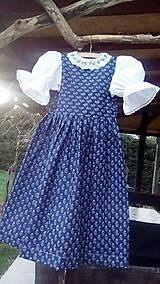 Detské oblečenie - ľudové šatočky - 8476421_