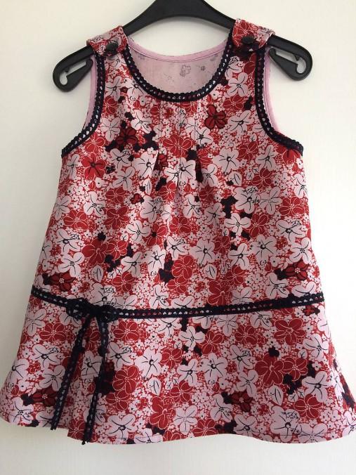 f106dab007bb Dievčenské šaty V - 92   dievcatkovo - SAShE.sk - Handmade Detské ...