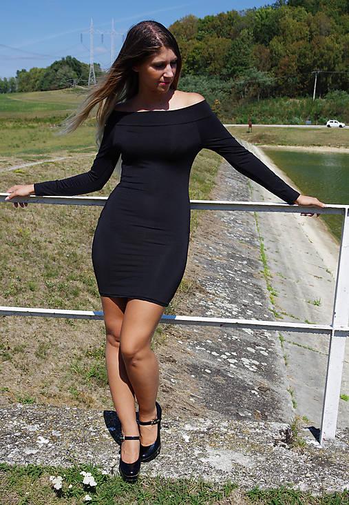 65451419c7b1 Elegantné biznis šaty   TrishaFate - SAShE.sk - Handmade Šaty