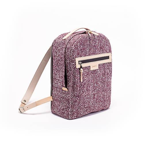 Backpack Tweedy pink