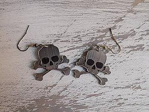 Náušnice - Náušnice - Skulls - 8481545_