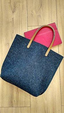 Kabelky - Športová filcová taška II - 8479604_