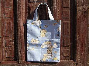 Iné tašky - Detská taška Macíky - 8480449_