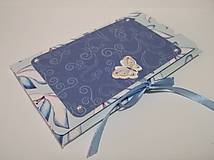 Papiernictvo - motýlik_ obálka na peniažky - 8484740_