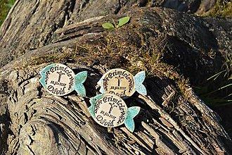Magnetky - keramické rybičky - magnetky - 8483040_