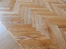 Nábytok - Retro konferenčný stolík (Retro coffee table) (1.) - 8483192_