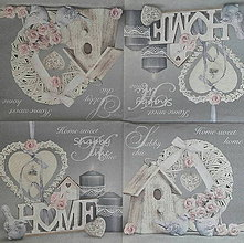 Papier - Servítka Home - 8484144_