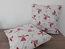 Úžitkový textil - Obliečka - anjelikovia - 8483581_