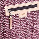 Batohy - Backpack Tweedy pink - 8482838_