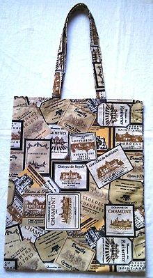 Nákupné tašky - Nákupná taška - 8482925_
