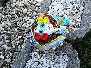 Hračky - Montessori kocka pre najmensich - 8483002_