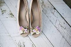 Obuv - Klipy na topánky
