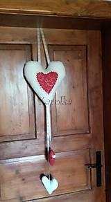 Srdiečko veľké - Tu býva láska ♥ (1)