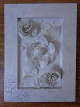 Obrazy - Kvety - modelovaný obrázok - 8487335_
