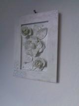Obrazy - Kvety - modelovaný obrázok - 8487339_