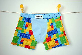 Detské oblečenie - Chlapčenské Boxerky