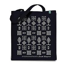 Nákupné tašky - Taška Kežmarok tmavá - 8486280_